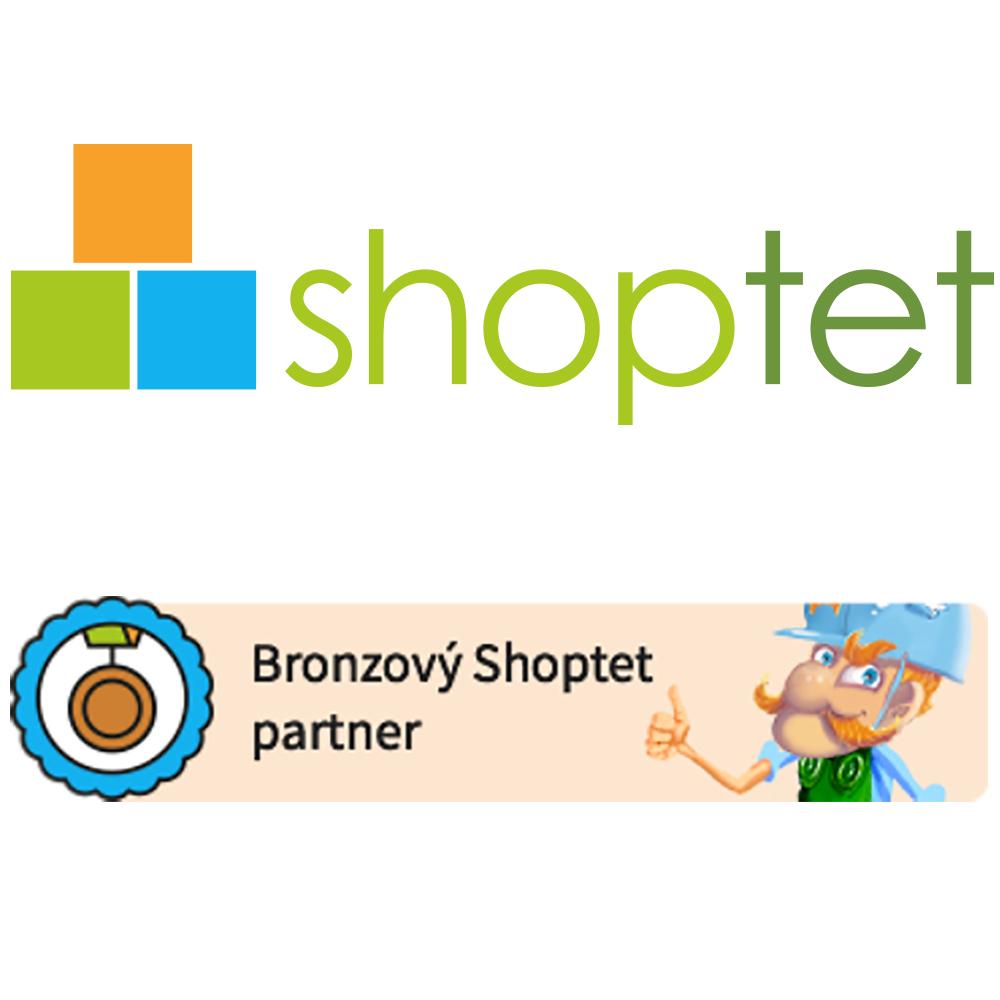 Shoptet Bronzový partner Certifikát Žijeme online